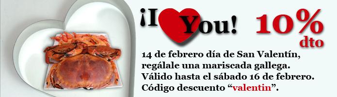 Marisco Gallego San Valentin
